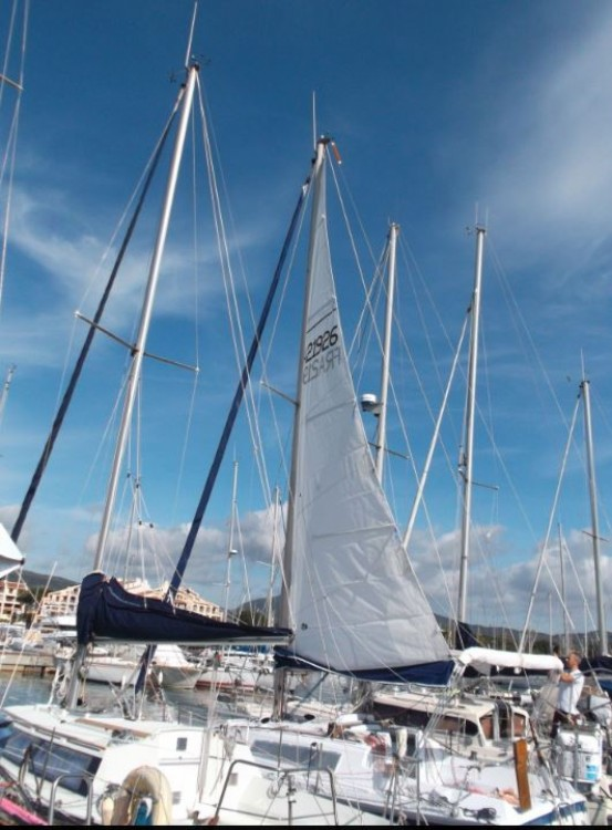 Rental yacht Gassin - Aloa Aloa 27 on SamBoat