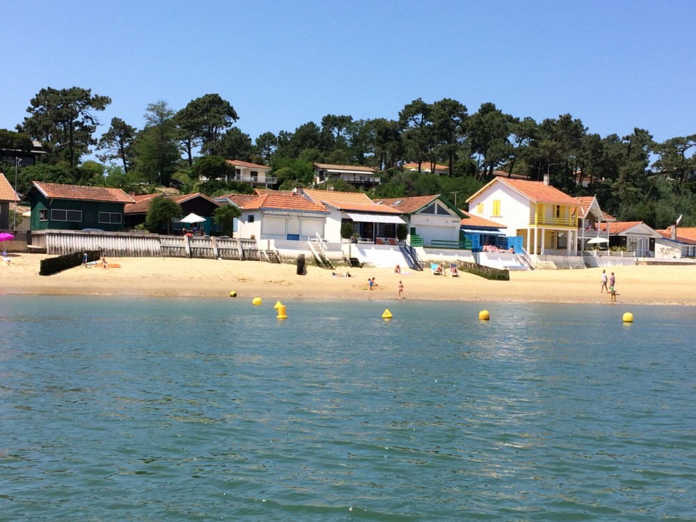 Ocqueteau Olympic 565 between personal and professional Arcachon