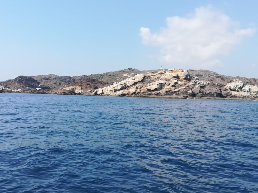Boat rental Argelès-sur-Mer cheap Activ 555 Cabin