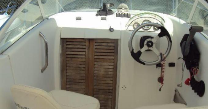 Rental Motorboat in Ajaccio - Bénéteau Open