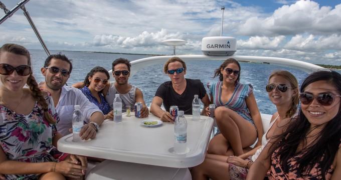 Rental Motorboat in Puerto Aventuras - Sea Ray Sea Ray 400 Sedan