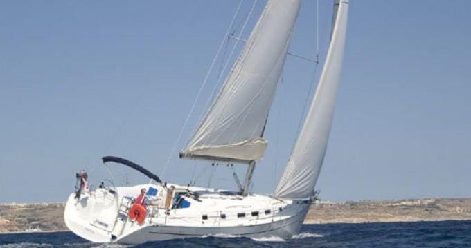 Rental Sailboat in Saint Lucia Island - Bénéteau Oceanis 43