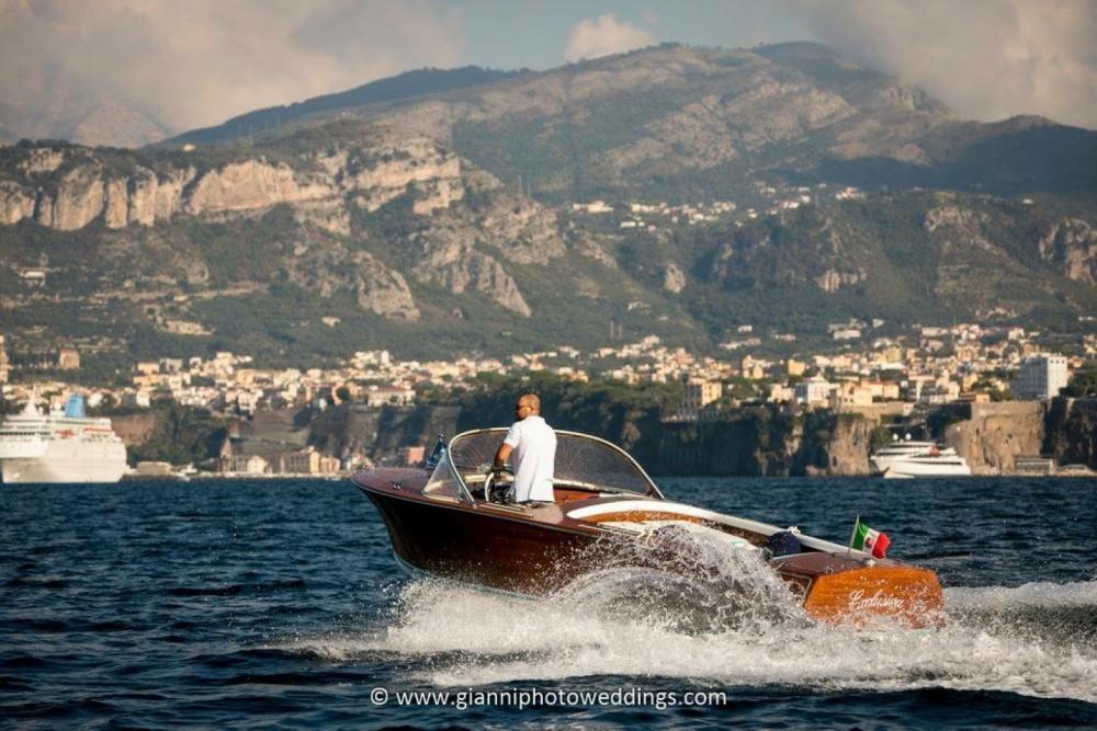 Rental yacht Sorrento - Riva Super florida on SamBoat