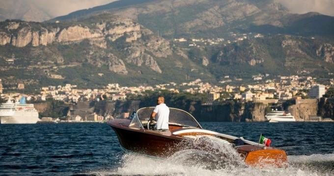 Boat rental Riva Super florida in Sorrento on Samboat