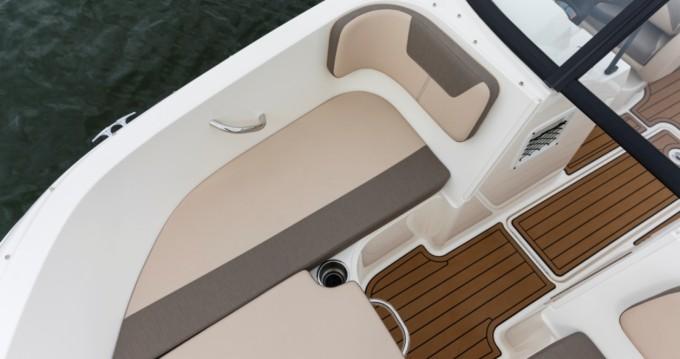 Boat rental Le Bourget-du-Lac cheap VR5 OB