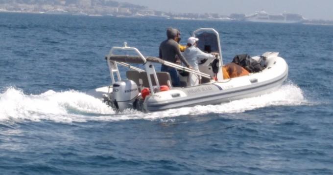 Rental RIB in Mandelieu-la-Napoule - Highfield Ocean Master 540