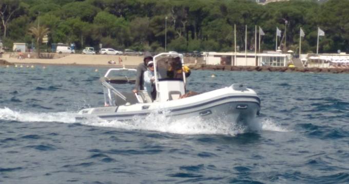 Boat rental Mandelieu-la-Napoule cheap Ocean Master 540
