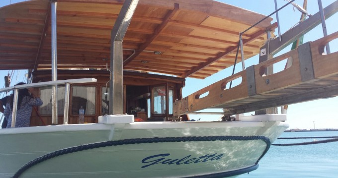 Rental Sailboat in Trapani - Bodrum-Shipyard gulet
