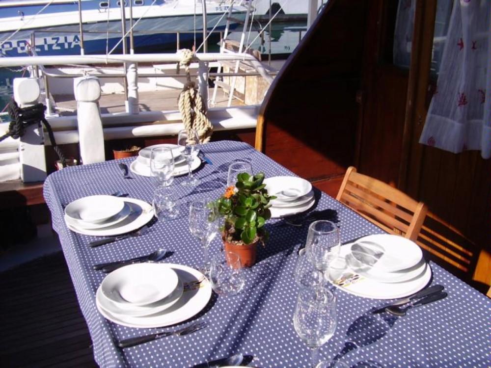 Boat rental Bodrum-Shipyard gulet in Trapani on Samboat