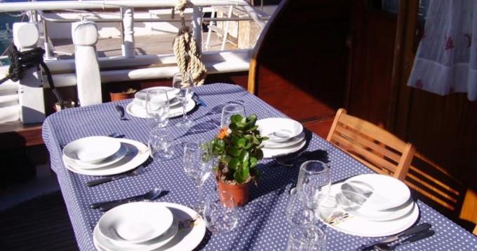 Rental yacht Trapani - Bodrum-Shipyard gulet on SamBoat
