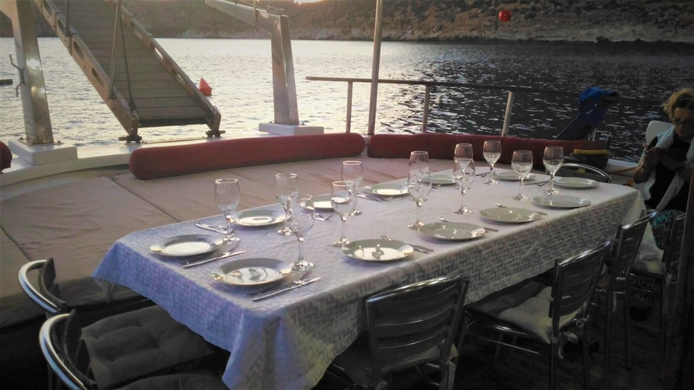 Hire Sailboat with or without skipper Bodrum-Shipyard Trapani