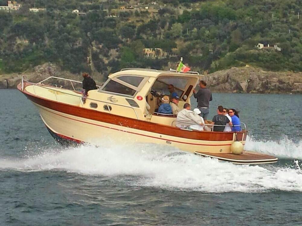 Rental Motor boat in Massa Lubrense - Aprea Semicabinato