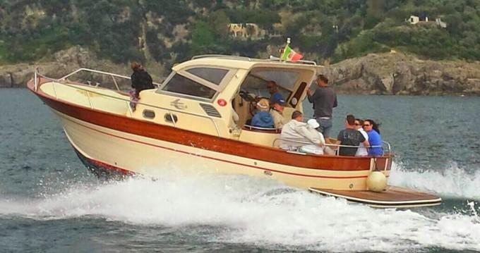 Aprea Semicabinato between personal and professional Marina del Cantone