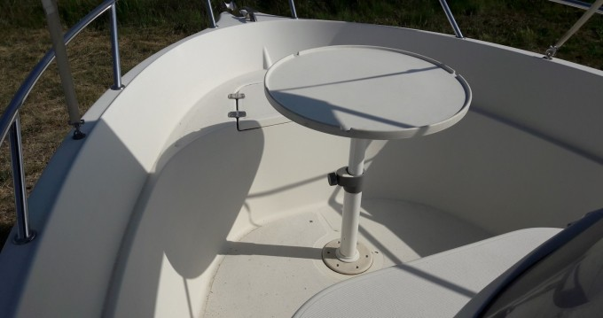 Hire Motorboat with or without skipper Quicksilver Vannes