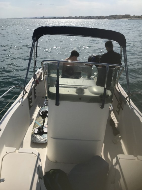 Boat rental Capelli Cap  Open in  on Samboat