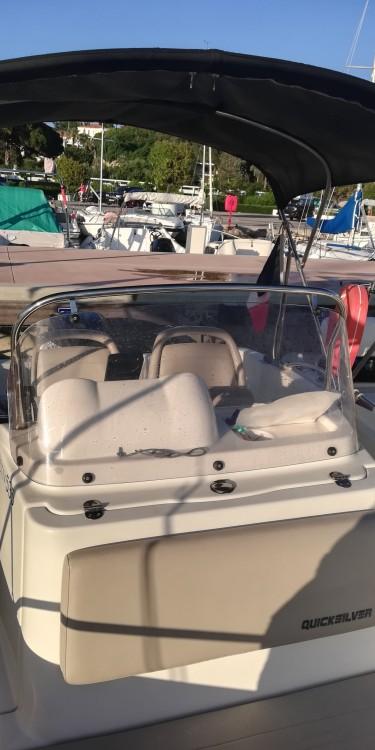 Boat rental Antibes cheap Activ 535 Open