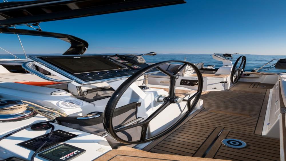 Rental Sailboat in Bandol - Bénéteau Oceanis Yacht 62