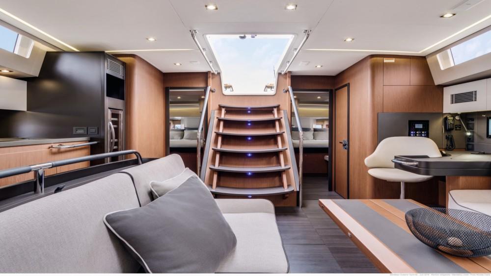 Rental yacht Bandol - Bénéteau Oceanis Yacht 62 on SamBoat