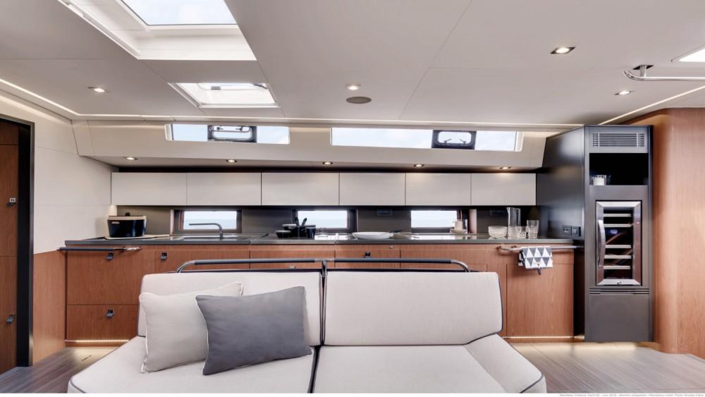 Boat rental Bandol cheap Oceanis Yacht 62