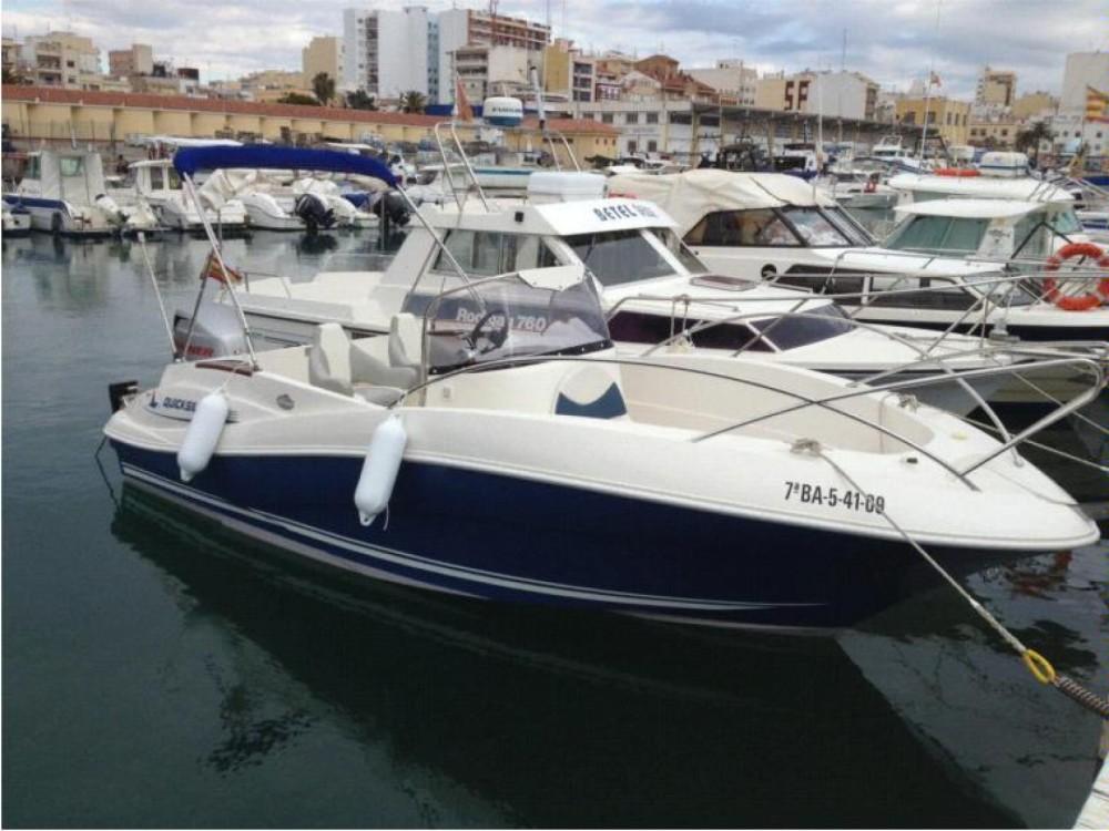 Boat rental Marseille cheap Open