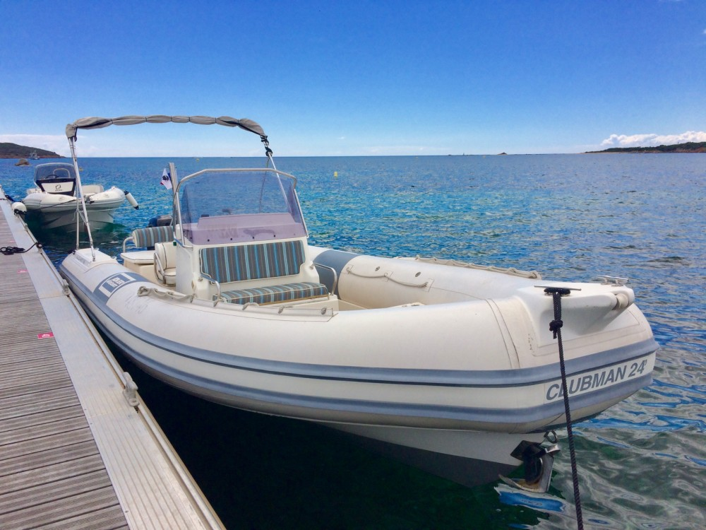 Rental yacht Porto-Vecchio - Joker Boat Clubman 24 on SamBoat