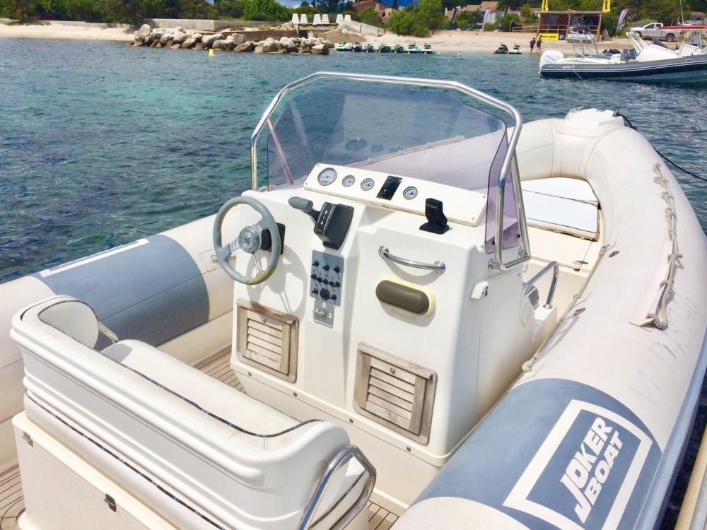 Rent a Joker Boat Clubman 24 Porto-Vecchio