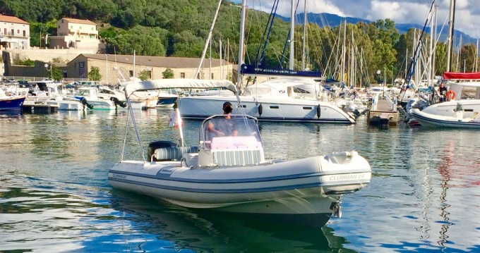 Rental RIB in Porto-Vecchio - Joker Boat Clubman 24
