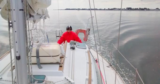Boat rental Gibert Marine Gib Sea 92 in Auray on Samboat