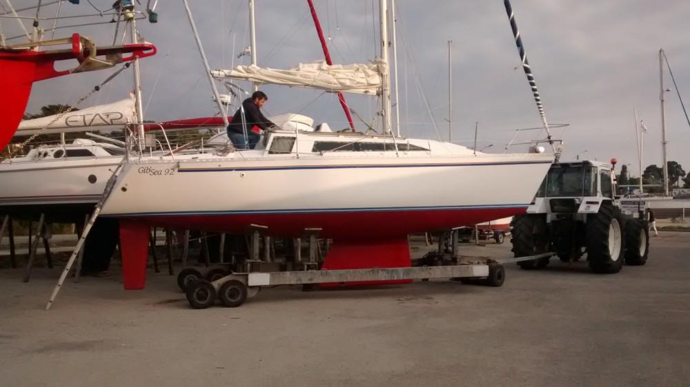 Boat rental Auray cheap Gib Sea 92