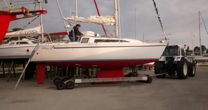 Gibert Marine Gib Sea 92 between personal and professional Auray