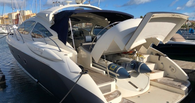 Hire Motorboat with or without skipper Gobbi Le Cap d'Agde