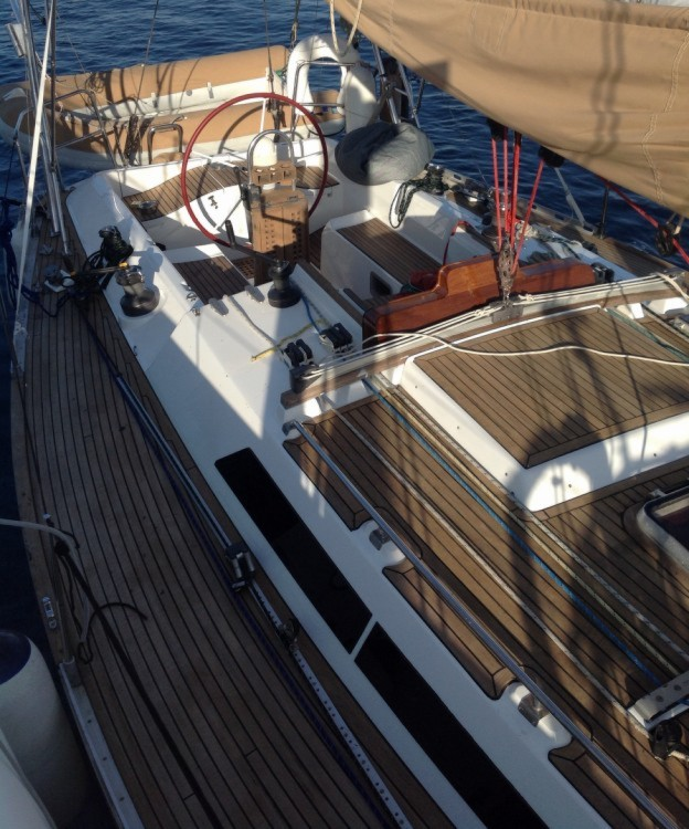 Hire Sailboat with or without skipper Tayana Kuah