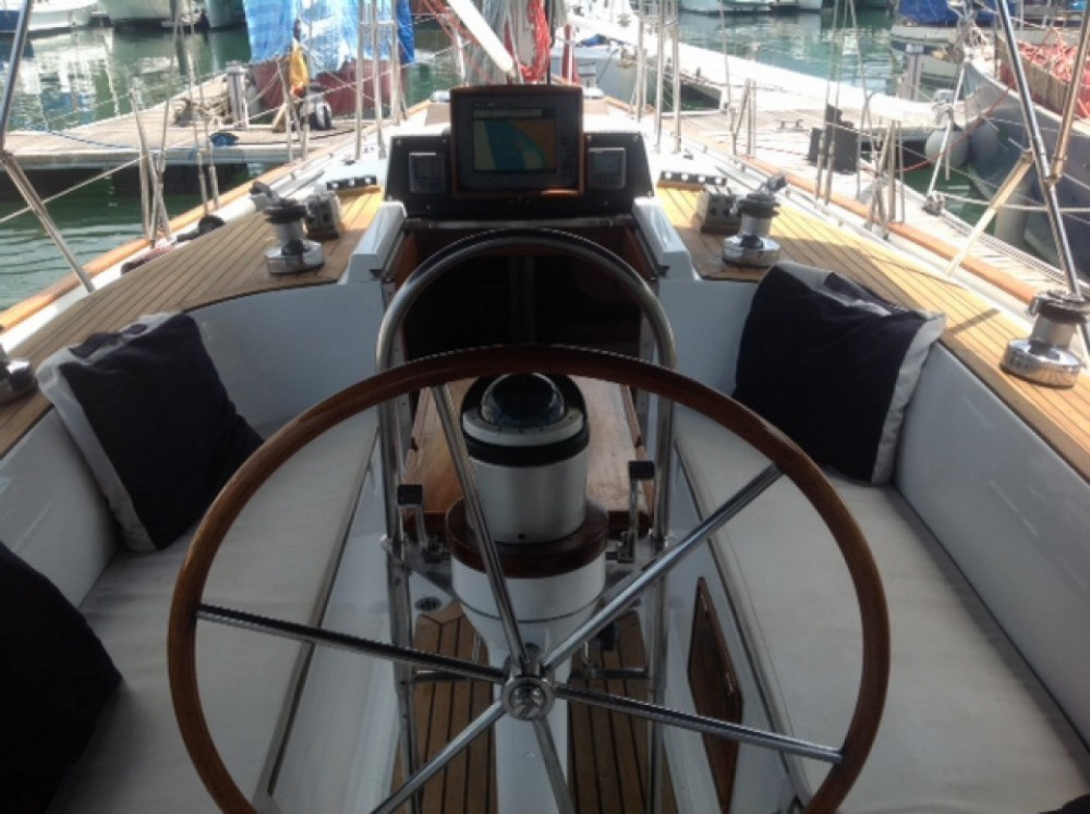 Rental yacht Kedah - Tayana 55 S on SamBoat