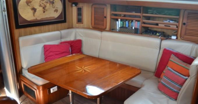 Rental Sailboat in Langkawi - Tayana 55 S