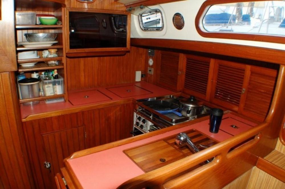 Rental Sailboat in Kuah - Tayana 55 S