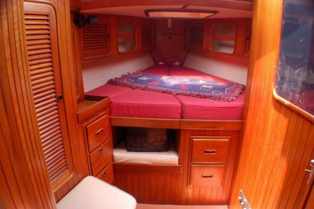 Sailboat for rent Kuah at the best price