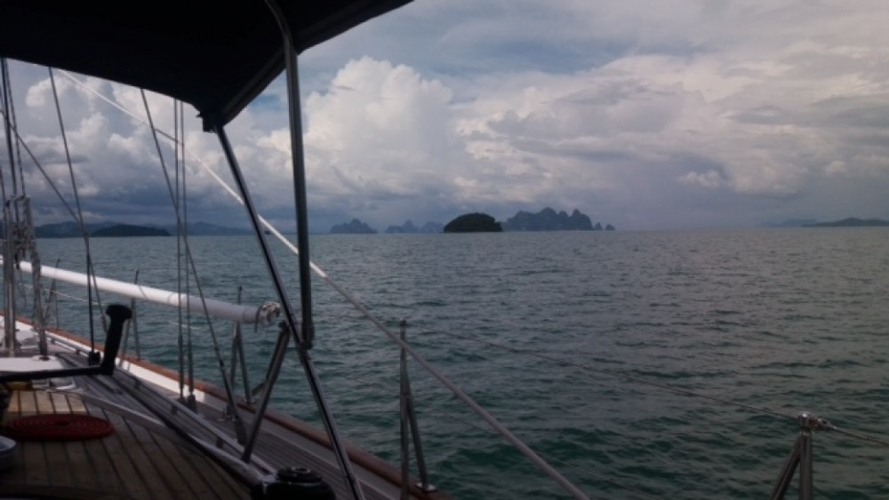 Hire Sailboat with or without skipper Tayana Kedah