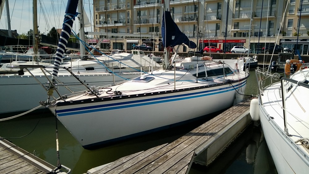 Kelt 900 DL between personal and professional Dives-sur-Mer