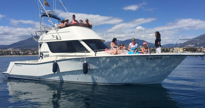 Rental yacht Marbella - Rodman R12,50 on SamBoat