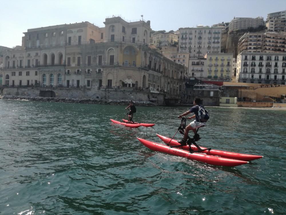 Rental Motor boat in Monte di Procida - Saver Saver 720 WA