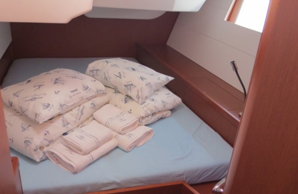 Bénéteau Oceanis 48 between personal and professional Athens