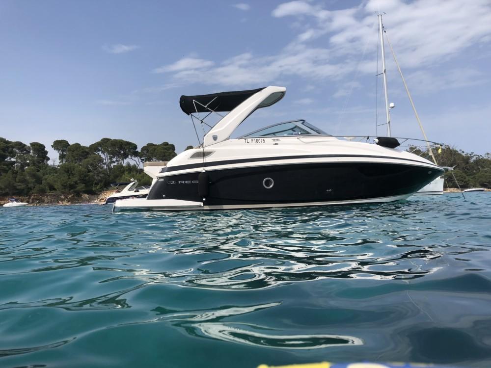 Rental Motor boat in Mandelieu-la-Napoule - Régal 28 Express