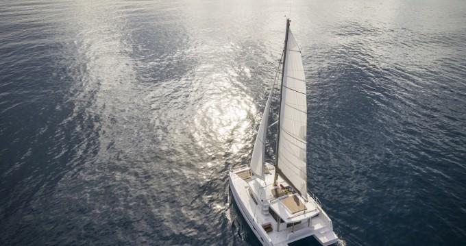 Rent a Bali Catamarans Bali 4.0 Las Galletas
