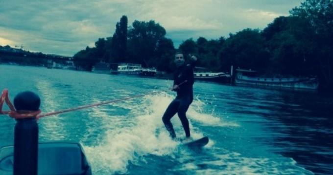 Rental yacht Paris - Giuliani Captain on SamBoat