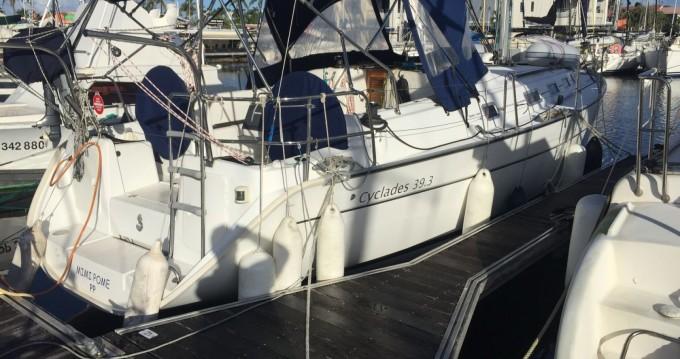 Boat rental Saint-François cheap Cyclades 39.3