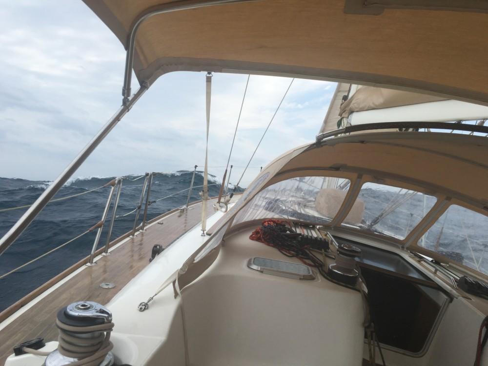 Rental yacht Fréjus - Jeanneau Sun Odyssey 49 on SamBoat