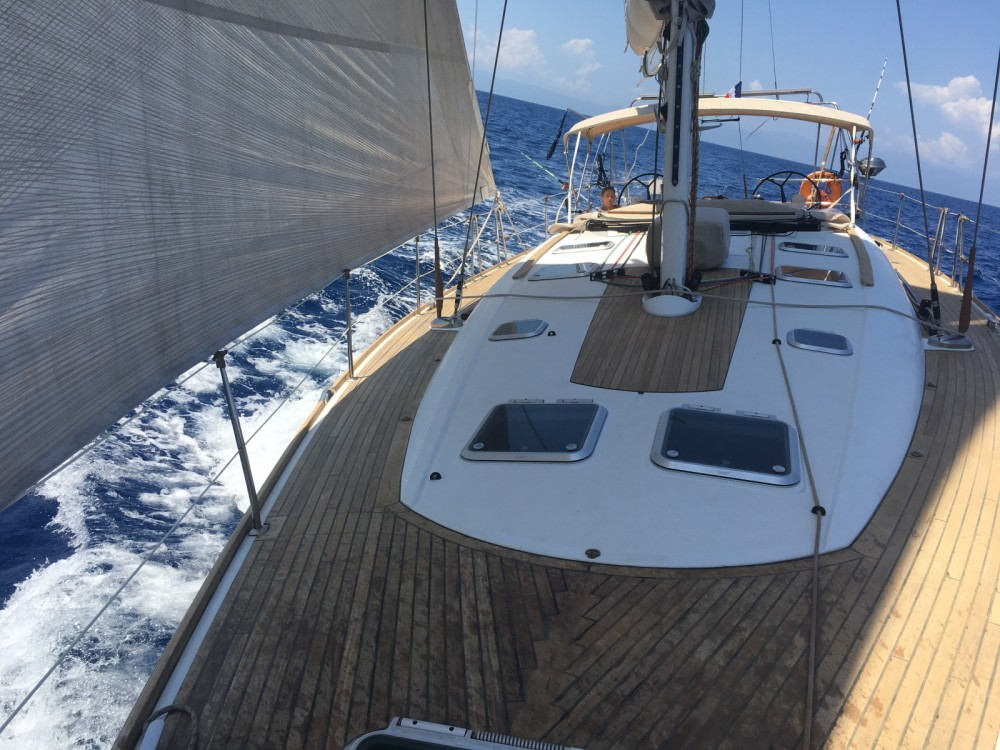 Hire Sailboat with or without skipper Jeanneau Fréjus