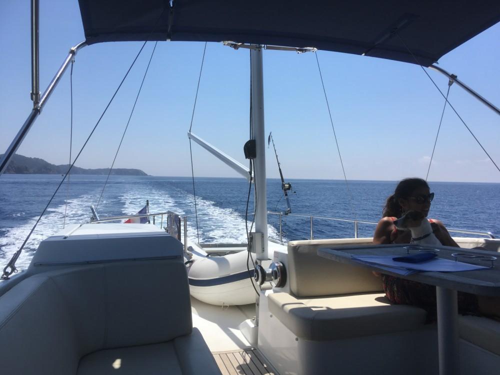Bénéteau Swift Trawler 44 between personal and professional Saint-Mandrier-sur-Mer