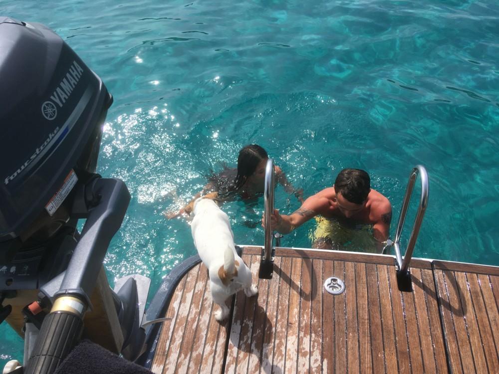 Boat rental Saint-Mandrier-sur-Mer cheap Swift Trawler 44