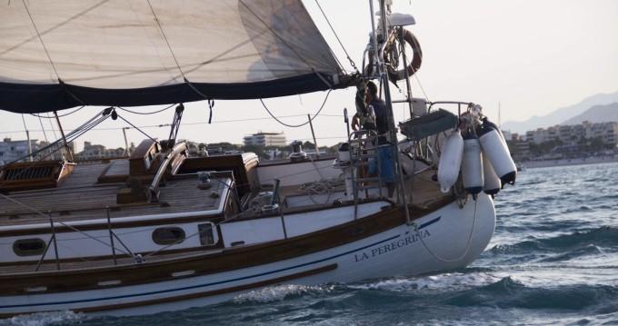 Rental Sailboat in Altea - Tayana Tayana 37